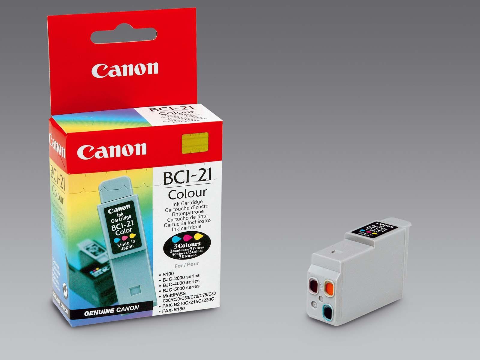Trade Toner Canon Ink Cartridge Pgi 29 Red Refill Bci 21c Color